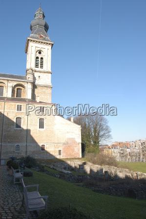 st pietersabdij in ghent klosterkultur